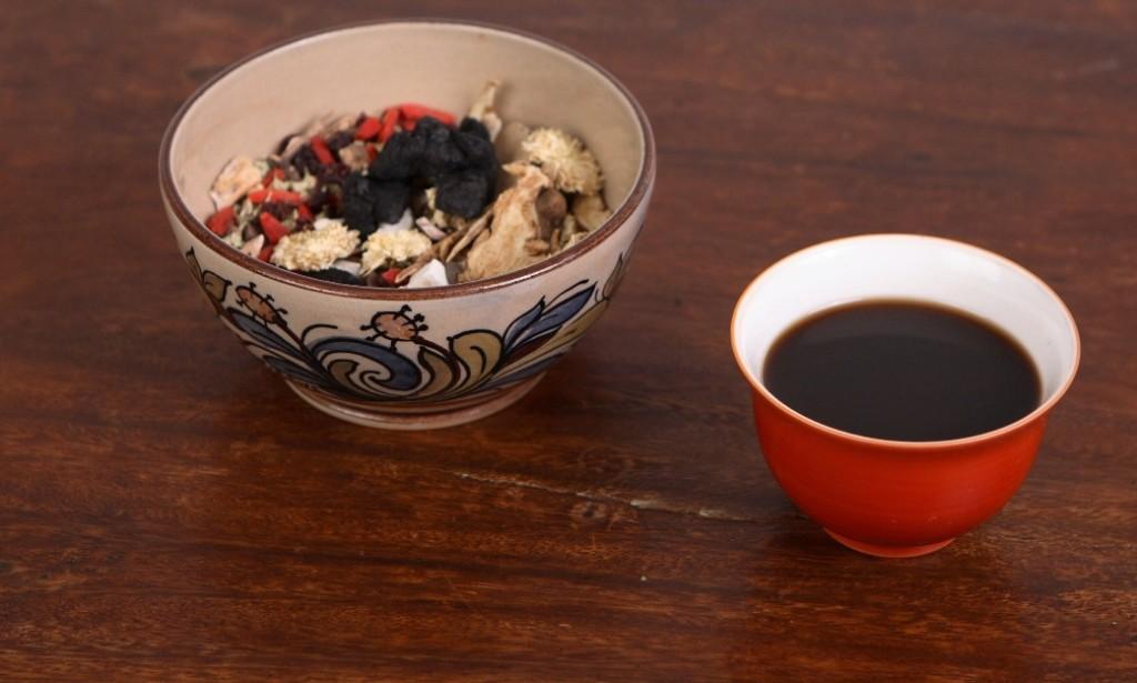 Tradiční čínská medicína - odvar