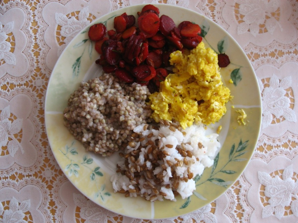 Tradiční čínská medicína - snídaně 1