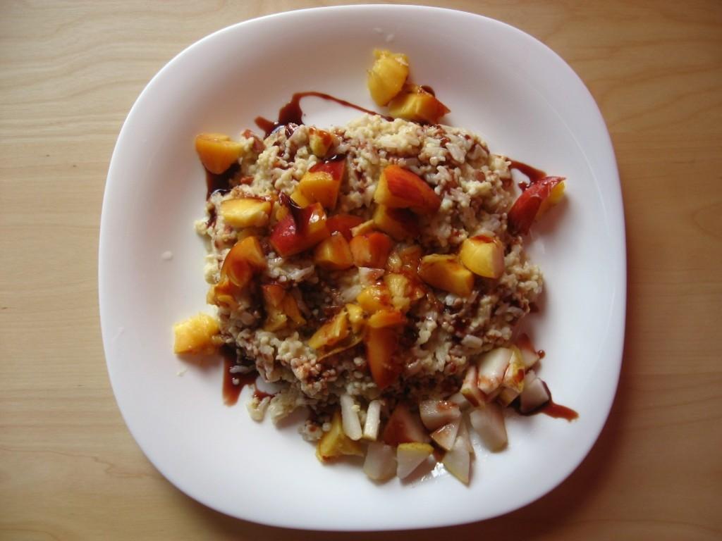 Tradiční čínská medicína - snídaně 2