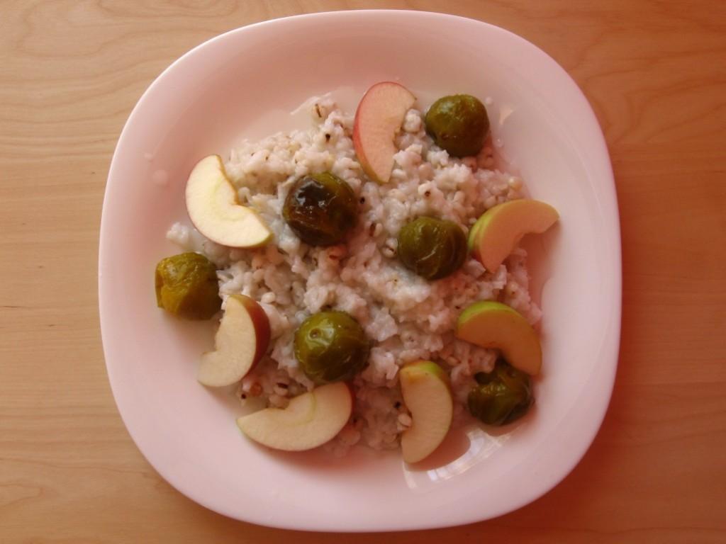 Tradiční čínská medicína - snídaně 3