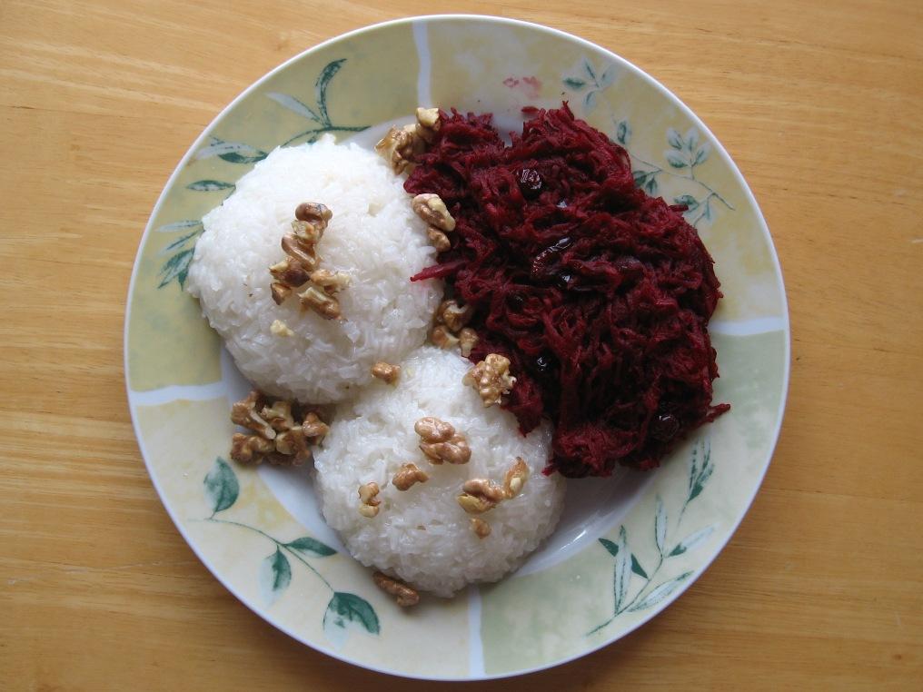 Tradiční čínská medicína - snídaně 4